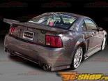 Спойлер для Ford Mustang 1999-2004 SIN