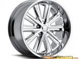 FOOSE Ascot F226 Polished Диски 17x8 5x120.65 +6mm