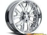 FOOSE Fishtail F205 Polished Диски 20x10 5x120.65 -44mm