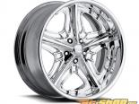 FOOSE Knight F220 Polished Диски 15x10 5x120.65 -38mm