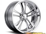 FOOSE Knuckle F227 Polished Диски 18x8 5x127 +6mm