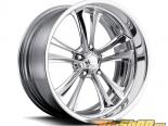 FOOSE Knuckle F237 Polished Диски 20x10 5x120.65 -38mm