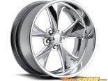 FOOSE Nitrous F201 Polished Диски 20x8.5 5x127 -32mm