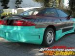 Задний бампер на Ford Probe 1993-1997 Sensei