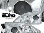 Передняя оптика для FORD MUSTANG 94-98 PROJECTOR Хром