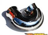 Fabspeed Secondary Muffler Bypass Pipe Porsche 965 Turbo 90-94