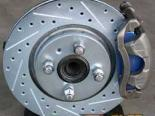 Fastbrakes Большой тормозной Kits Subaru WRX STI 2002-2005