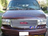 Решётка радиатора на GMC Safari 95-05 Bolton Billet