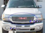 Решётка радиатора для GMC Sierra 03-06 Bolton Billet with Logo Opening