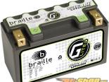 Braille Green Lite Lithium Ion Battery Правый Side Positive 346 AMP 5.9 x 2.57 x 3.58 Inch