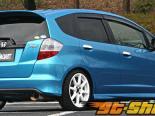 Garage Vary задний Under|диффузор 02 Honda Fit GE6-9 09-13