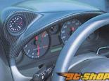 Garage Vary Meter Cover|Meter капот 05 - Карбон - Mazda Miata 90-97