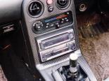 Garage Vary Console Panel 01 - Карбон - Mazda Miata 90-97
