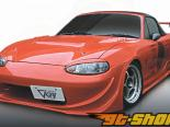 Garage Vary передний  бампер 06 Type A Mazda Miata 99-05