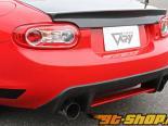 Garage Vary задний Under|диффузор 02 Type B - Карбон - Mazda MX-5 Miata 06-13