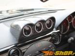 Garage Vary Meter Cover|Meter капот 01 Type B - Карбон - Mazda MX-5 Miata 06-13