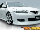 Garage Vary Передняя губа 01 Mazda 6 03-08
