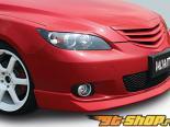 Garage Vary передний  решетка 02 Mazda 3 04-09
