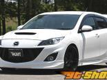 Garage Vary передний  Half 02 Mazda 3 10-13