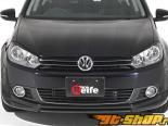 Garage Vary Передняя губа 03 Volkswagen Golf MK6 10-13