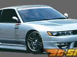 GP Sports передний  бампер 01 Nissan 240SX S13 89-94