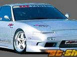 GP Sports Side Step 01 Nissan 240SX S13 89-94