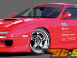 GP Sports Side Step 01 Mazda RX-7 FC3S 86-92
