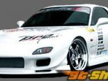 GP Sports Side Step 01 Mazda RX-7 FD3S 93-02