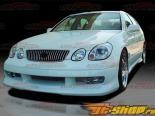 Передний бампер на Lexus GS 1998-2005 VS
