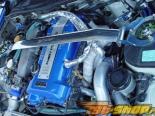 GTSPEC передний  Strut Brace (240sx (89+) Type-D - Aluminum) [GTS-SUS-1277]