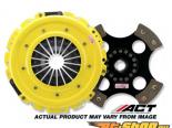 ACT XTR4 - Xtreme w 4 Pad Disc  Сцепление  Kits 1989-1994 Mitsubishi Eclipse Turbo, 2/4WD, 2600lb, 513 ft.lbs, 58% Pedal Increase