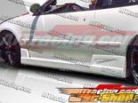 Пороги на Honda Accord 1990-1993 BC