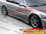 Пороги на Honda Accord 1990-1993 M3