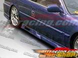 Пороги для Honda Accord 1990-1993 Revolution