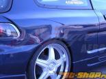 Аэродинамический Обвес для Honda Civic 1992-1995 NX