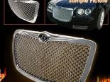 Решётка радиатора на Chrysler 300C 05-06 Mesh Хром : Spec-D
