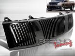 Решётка радиатора для  Nissan Titan 04-07 Nissan Titan Чёрный: Spec-D