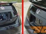 Спойлер для Honda Civic 2006-2008