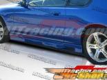 Пороги на Honda Prelude 1992-1996 Revolution