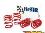 H&R Race Spring with Sport спортивная подвеска Drop 1.1F 0.9R BMW 323Ci, 323i, 325Ci, 325i, 328Ci, 328i, 330Ci, 330i E46 99-05