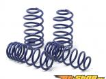 H&R Sport Spring Incl. Turbo, Not Spyder Drop 1.25F 1.0R Mitsubishi Eclipse 2WD 89-94