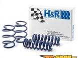 H&R Sport Springs BMW 435i Coupe F32 3.0L 2WD 14-15