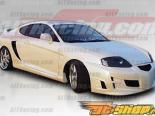Задние крылья для Hyundai Tiburon 2003-2006 SC2