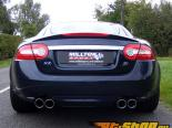 Milltek Выхлоп Без резонатора Set Jaguar XKR 4.2 V8 00-06