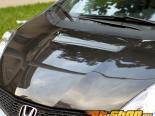 JDP Engineering Карбон Vented капот Honda Fit GE 09-11