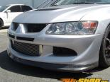JDP Engineering Карбон Передняя губа Спойлер Mitsubishi Evolution VIII 03-05