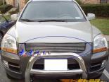 Решётка радиатора для Kia Sportage 06-08 Billet