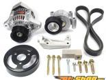 Cosworth Alternator комплект w/ Low Speed Pump легкий шкиф для Ford Duratec / Mazda MZR 2.3L 01-11