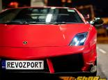 Revozport Super Trofeo Стиль Bonnet Race Version Lamborghini Gallardo 08-13