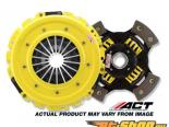ACT SPG4 - Sport with Sprung 4 Puck Disc  Сцепление  Kits 1989-1994 Mitsubishi Eclipse 2.0L Turbo - 4G63 6 Bolt - (FWD/AWD) - 383ft.lbs